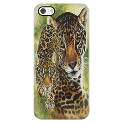 Golden Leopard Phone Case