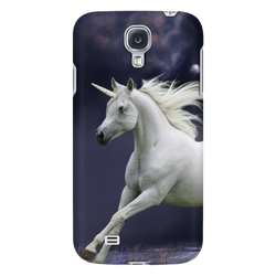 Unicorn in the Night Galaxy Case