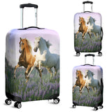 Fields of Lavender Luggage Cover