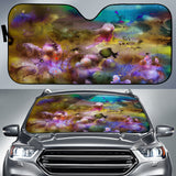 Coral Reef Sunshade