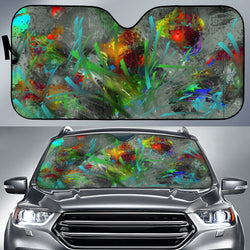 Color Splash Sunshade
