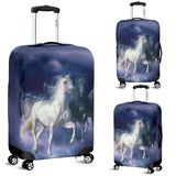 Prancing thru the Mist Luggage Cover