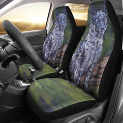 Mudi Dog Car Seat Covers