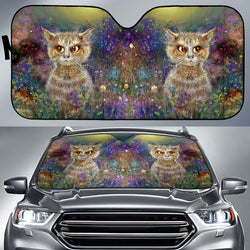 Magic Cat Sunshade