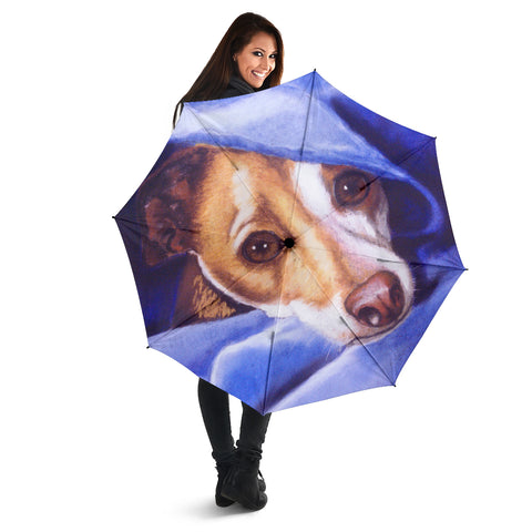 Blue Terrier Umbrella