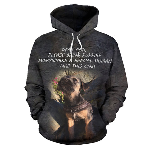 Silli Special Human Dog Lover's Hoodie