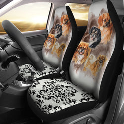 Tibetan Car Seat Covers