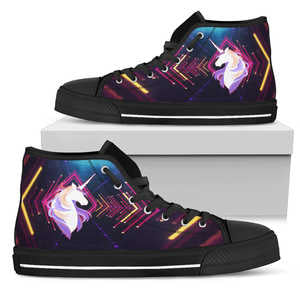 Unicorn High Top Shoe