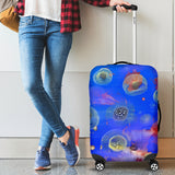 Magical Jellies Luggage Cover