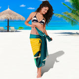 Mermaid Happiness Sarong