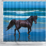 Elegant Shower Curtains