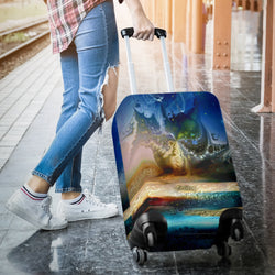 Magical Shipwreck Luggage Cover