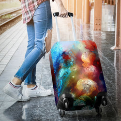 Underwater Magic Luggage Cover