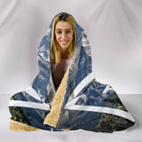Think Outside Nature Lover's Hooded Blanket