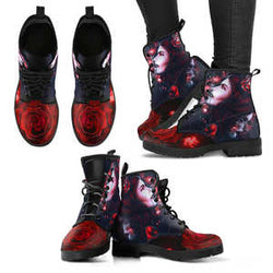 Two Face Goddess Women's Handcrafted Boots