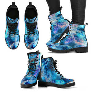 ECO-Leather Galaxy Boots - Women's