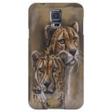 Cheetah Duo Galaxy Case