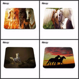 Horse Lovers Mouse Pads - Choose from Several Images and Sizes