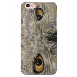 Snowy White Owl iPhone Case