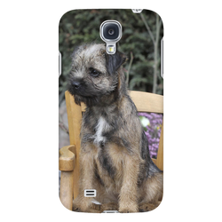 Border Terrier Love Phone Case