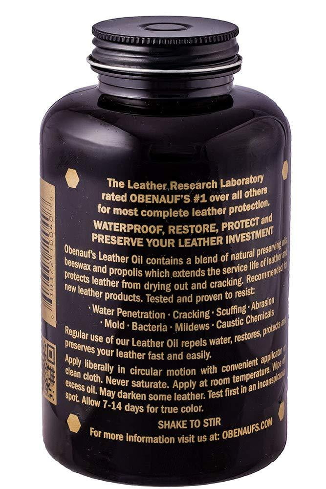 Obenauf's Leather Oil (Liquid)