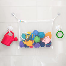Bath Tub Organizer - 2x Extra Suction Cups with Hooks