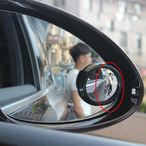 Car Blind Spot Removal Mirror (2pcs)
