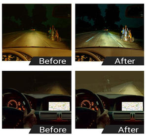 Night Vision Car Driving Glasses