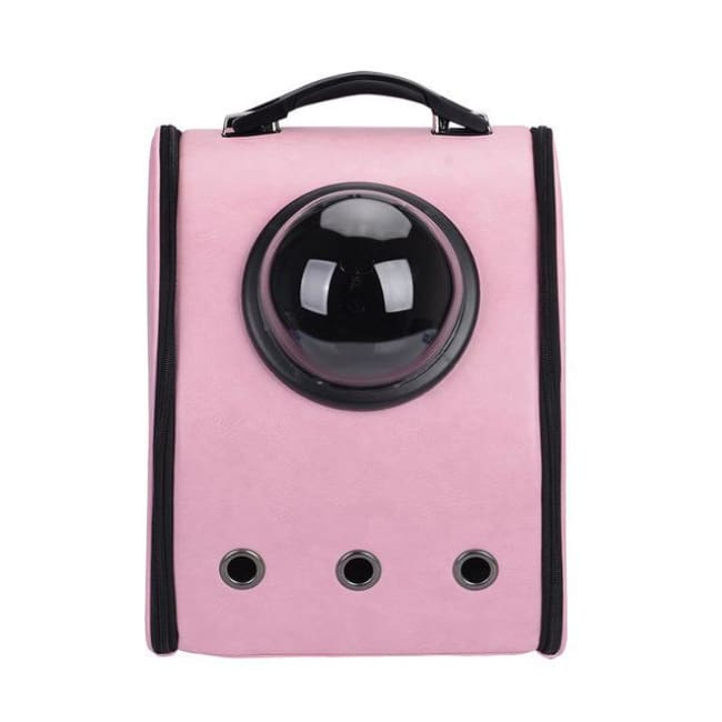 Bubble Cat Backpack - Pink / L