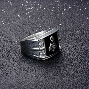 Cirew - Masonic Ring - Rings