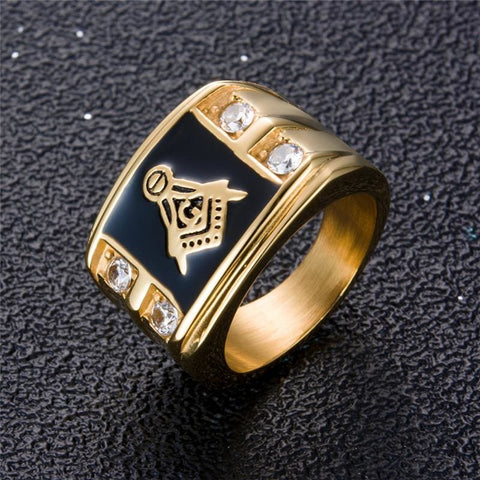 Cirew - Masonic Ring