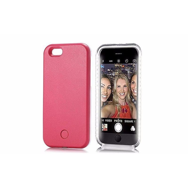 Flash Lighting Selfie Phone Case