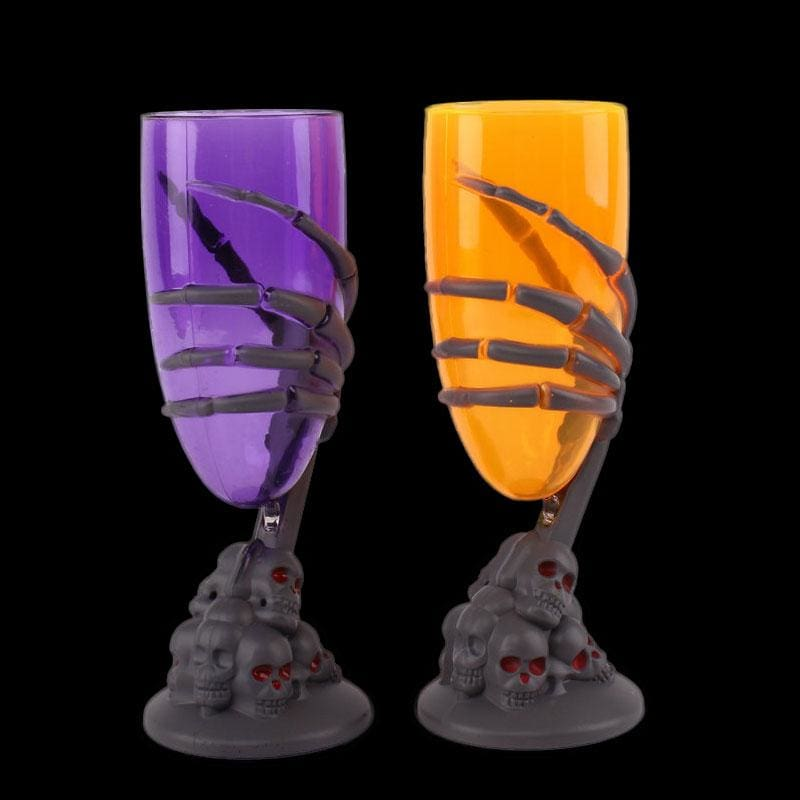Halloween Skull Claw Cup - Night Lights