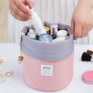 Makeup Travel Bag - Pink