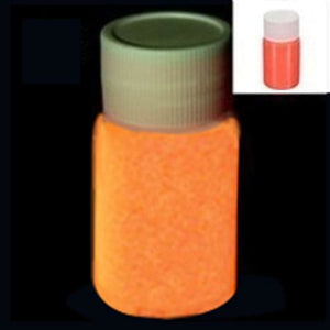 Neon Fluorescent Body Paint - Orange Red
