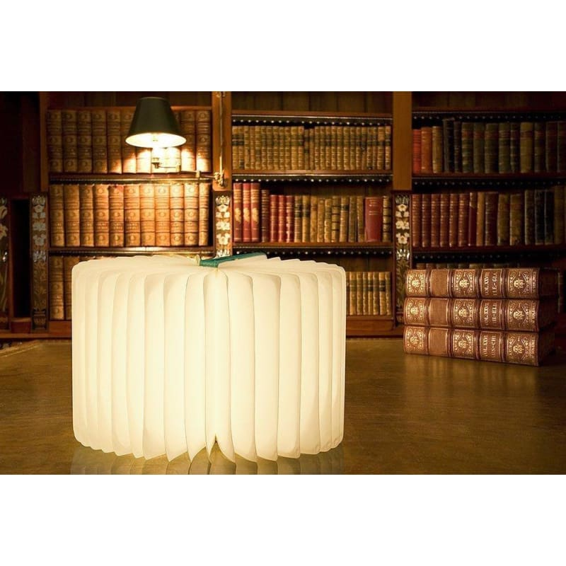 Portable Book Shaped Lamp - Small Size