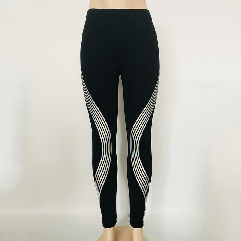 Stargazers - Reflective Luminous Leggings