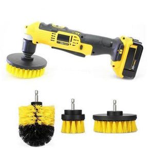Thunder Drill Brush (3Pcs/set) - Home