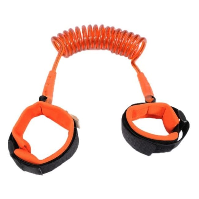 Toddler Anti-Lost Wrist Link - Orange / One Point Five Meter