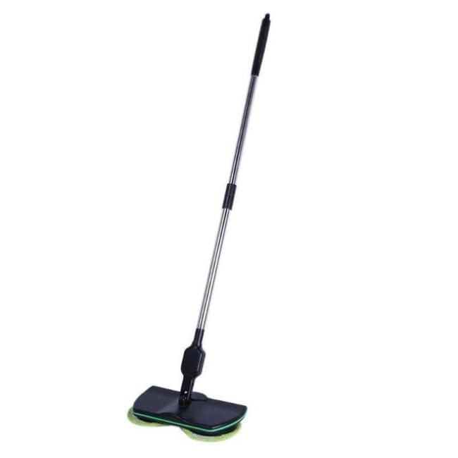 Wireless Rotary Electric Mop Set - Eu Plug - Mops
