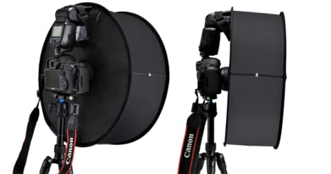 Professional Ring Speedlight Softbox