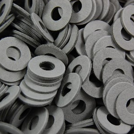 "5/16"" Vulcanized Fiber Coil Core Washers"