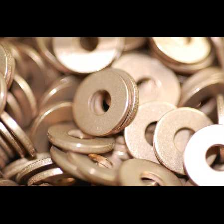 Infinite Irons Bronze Washers
