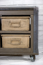 Handcrafted Cabinet With Ammunition Drawers