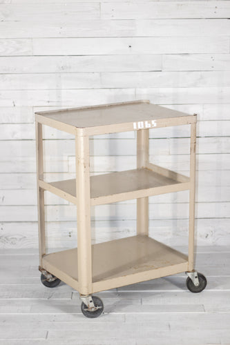 Industrial Metal Cart