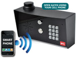 BFT Cellular Cellbox Prime w/ Keypad - Pedestal Mount