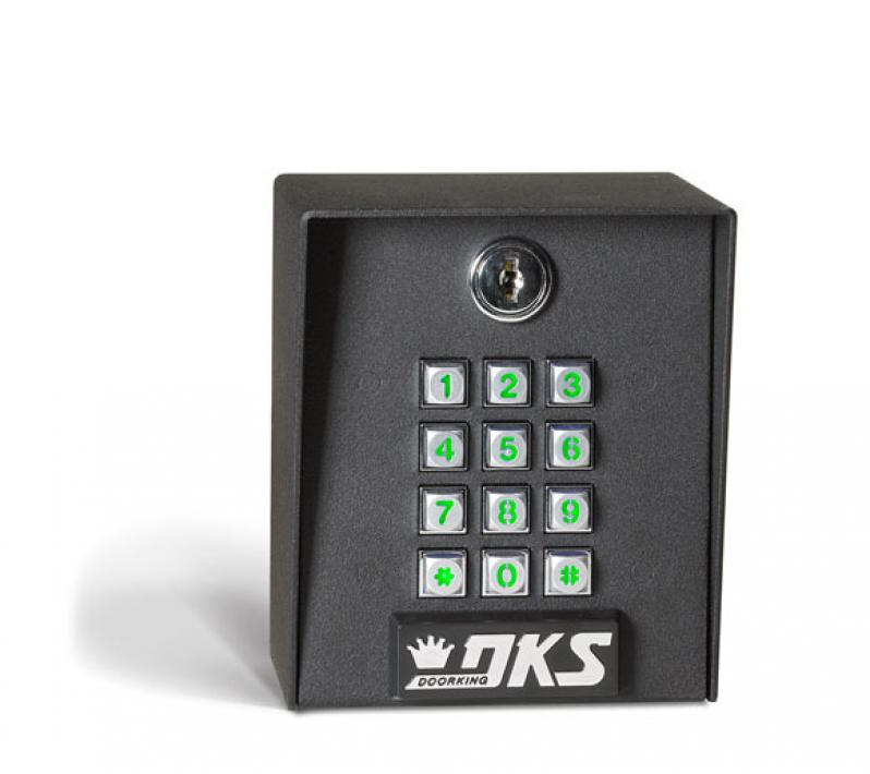 DoorKing 1515 Surface Mount Compact Stand-Alone Keypad