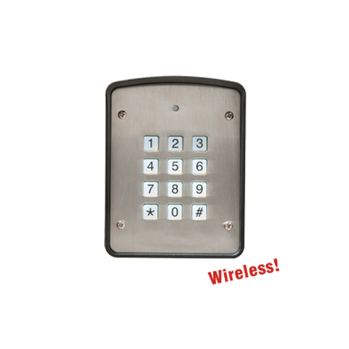 DOLKWP300318 - 300/318 MHz Dual Frequency Wireless Keypad
