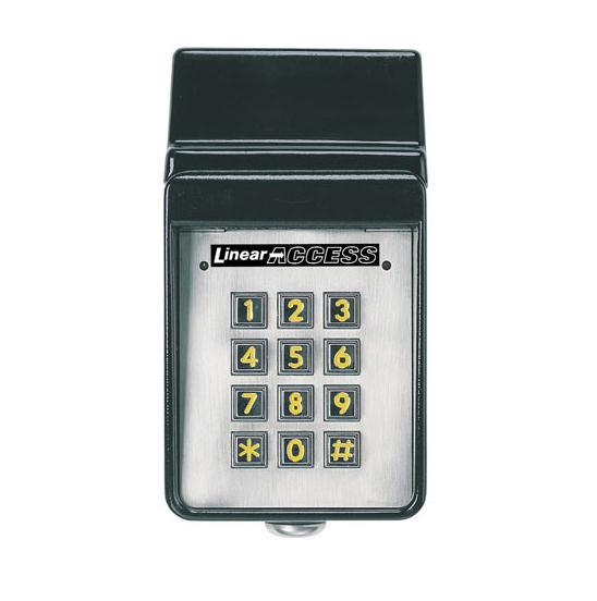 Linear Exterior Wireless Keypad