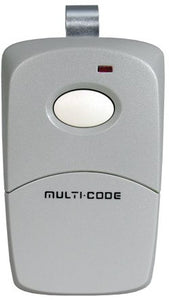 Multi-Code 1-Button Remote Control